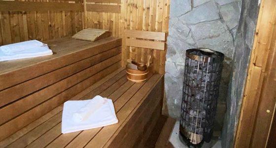 (Slovenčina) Sauna dvor